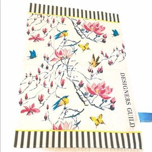 NWT Designers Guild Madame Butterfly Tea Towel